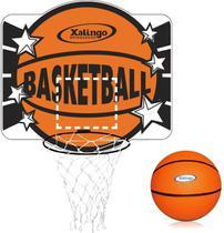 Tabela de basquete infantil c/ bola - xalingo -