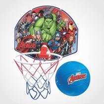 Tabela de Basquete Infantil - Vingadores - Marvel - Líder -