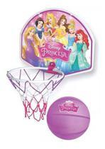 Tabela De Basquete Princesas Disney Com Bola De Vinil - Líder