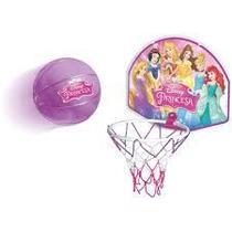 Tabela de Basquete Princesas Lider Brinquedos Lilás/Rosa - Disney