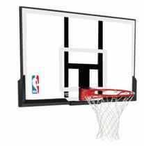 """Tabela de Basquete Spalding NBA 50"""" Acrílico -"""