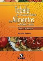 Tabela de composicao quimica dos alimentos e medidas caseiras - guia de bol - Livraria E Editora Rubio Ltda