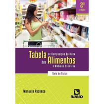 Tabela de composição química dos alimentos e medidas caseiras - Rubio -