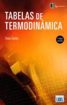 Tabelas de Termodinâmica - Lidel -