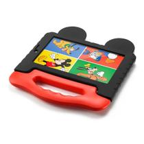 "Tablet 7"" kids disney mickey mouse plus nb314   multilaser -"