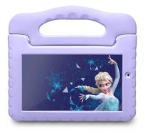 Tablet 7 Multilaser Disney Frozen Plus, 16GB, Wi-Fi, Quad Core, Lilas - NB315 -