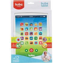Tablet Bebê Musical Blue Buba - Buba toys