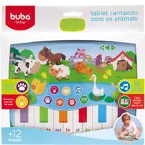 Tablet Cantando Com Os Animais 8512 Buba -