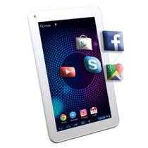 Tablet Dazz Wifi Quadcore 1gb 8gb Dz7bt Branco - Maxprint