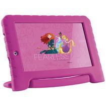 "Tablet disney princesas 7""""  rosa nb308 - Multilaser"