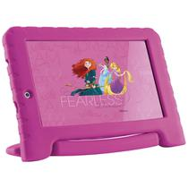 Tablet disney princesas plus 16gb tela 7 pol. quad core dual - Multilaser