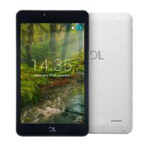 Tablet DL Creative Tela 7 8GB Wi-Fi Quad Core 1 Câmera TX380BRA