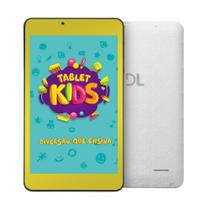Tablet DL Kids 8GB RAM 1GB Tela 7 Wi-Fi TX394BBV - Dl Tablets