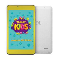 Tablet DL Kids 8GB RAM 1GB Tela 7 Wi-Fi TX394BBV -