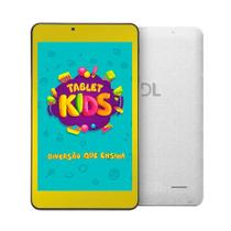Tablet DL Kids C10 Android 7.1 Tela 7 8GB WI-FI Câmera Frontal TX394BBV
