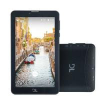 Tablet DL Mobi Tela 7 Dual Chip 8GB Quad Core 1 Câmera - Dl - informatica