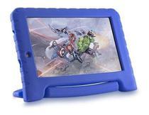 Tablet dos Vingadores 7 Polegadas Kid Pad WIFI Bluetooth Capa Emborrachada - Multilaser