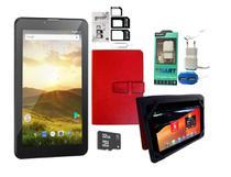 Tablet Dual Chip Wifi M7 4g Plus Tela 7 + Cartão 32gb Capa - Multilaser
