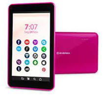 Tablet Everex Fine7 8Gb 512Mb Android 4.4 Quad Core - Rosa