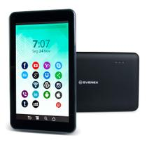 Tablet Everex Fine7 8GB Bluetooth  Wi-Fi Tela 7