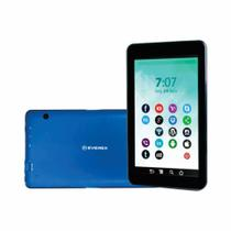 "Tablet Everex Quad Core, Tela 7"", 1GB RAM, 16GB, Android 8.1 - Azul -"