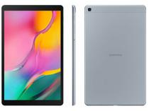 """Tablet Galaxy Tab A 32GB, 10,1"""", 4G + Wi-Fi, Android 9.1, Octa Core, Câm. 8MP + Selfie 5MP, SM-T515, Prata - Samsung -"""