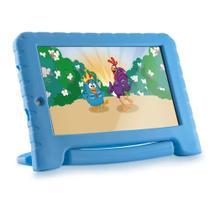 Tablet Galinha Pintadinha Infantil Quad Core Wifi Cam Capa - Multilaser