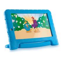 Tablet Galinha Pintadinha Multilaser Plus 16gb Armazenamento 1gb Ram Expansível 32gb Nb311 -