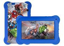 Tablet Infantil Disney Vingadores M7s Plus Nb280 Multilaser - Multikids