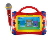 Tablet Infantil e Karaokê Meu Primeiro Gradiente -