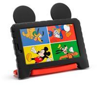 Tablet infantil mickey com capa de proteção wifi câmera - Multilaser