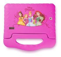 Tablet Infantil Multilaser Azul Disney Quad Core Dual Câmera -