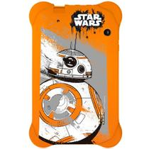 Tablet Infantil Multilaser Disney Star Wars, Quad Core, Android 4.4, Dual Câmera, Tela 7