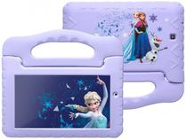 "Tablet Infantil Multilaser Frozen Plus com Capa  - 16GB 7"" Wi-Fi Android 8.1 Quad Core Câm. 2MP"