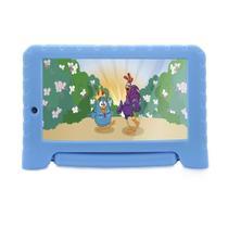 Tablet Infantil Multilaser Galinha Pintadinha 16gb Dual Câmera Android Azul Nb311 -