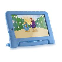 Tablet Infantil Multilaser Galinha Pintadinha Plus 16Gb Câmera Integrada Android Azul - NB311 -