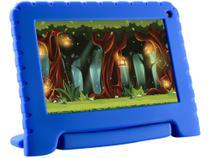 "Tablet Infantil Multilaser Kid Pad Go com Capa - 16GB 7"" Wi-Fi Android 8.1 Quad Core Câm. 1.3MP -"