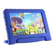 Tablet Infantil Multilaser Kid Pad Plus Azul 8GB Android Wifi NB278 -