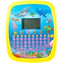 Tablet Inteligente Infantil Educativo 32 Atividades Luz e Som - Lotus