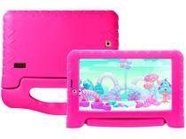 Tablet Kid Pad 3G Plus Rosa NB292 - Multilaser -