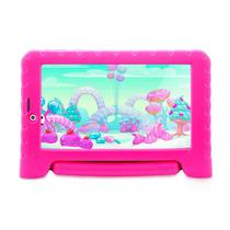 Tablet Kid Pad 3G Rosa Plus Multilaser - NB292