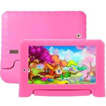 Tablet Kid Pad Plus Azul 1gb Andoid 7 Wifi 8gb Nb278 - Multilaser