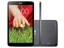 "Tablet LG G Pad 16GB Tela 8.3"" Wi-Fi Android 4.2 - Processador Quad Core Câmera 5MP + Câm. Frontal"
