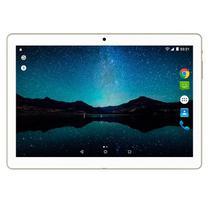 Tablet M10A Lite 3G Android 7.0 Dual Câmera 10 Polegadas Quad Core Multilaser Dourado - NB268 -