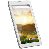 Tablet M7 4G Plus Quad Core 1GB 8GB Dual Câmera Tela 7 IPS Bluetooth Prata - NB293 - Multilaser