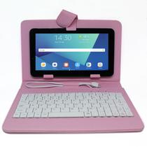 Tablet M7 Plus 16gb 3g Dual Chip Função Celular + Capa Teclado Galaxy NB304 - Multilaser
