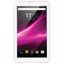 Tablet M9-3G Quad 8GB 9 Rosa NB248 - Multilaser