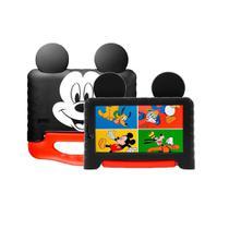Tablet Mickey Mouse Plus Quad Core de 1,5 GHz 16 GB Tela 7 - Multilaser