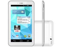 """Tablet Microboard Ultimate 4GB 3G Função Celular - Wi-Fi Tela 7"""" Android 4.2 Proc. Dual Core Câm. 2MP"""