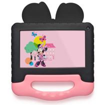 "Tablet Minnie Wi-Fi Tela 7"" 16 Gb Quad Core Nb340 - Multilaser"